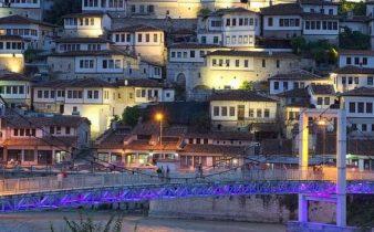 Albania Berat Mangalemi