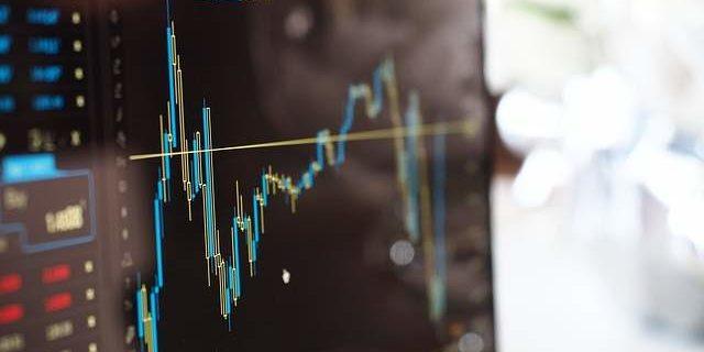 Dati grafico business