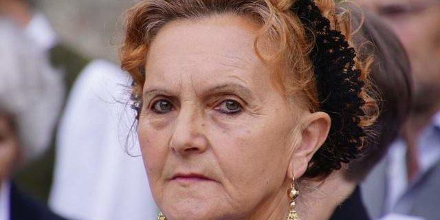 Donna faccia