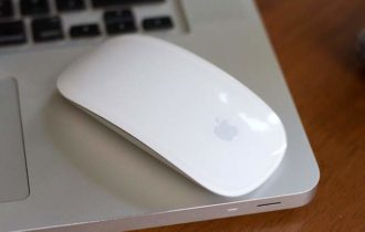 Mac mouse